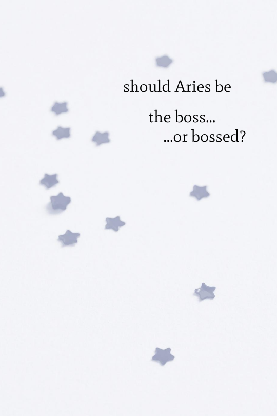 Top Secrets About Aries