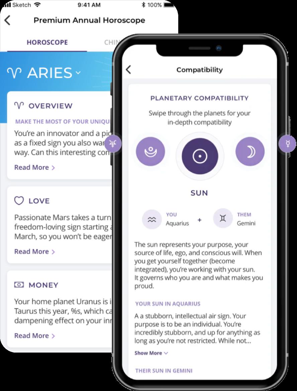 SunSigns App