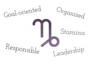 capricorn career strengths