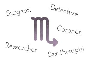 scorpio best career