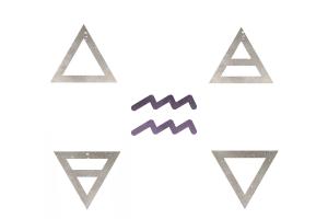 Aquarius air sign