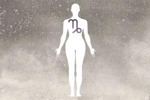 capricorn body part