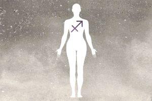 sagittarius body