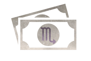 scorpio money