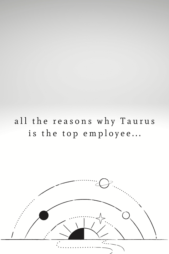 Taurus Top Employee