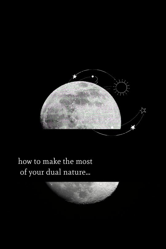 Tame Your Dualistic Nature, Gemini